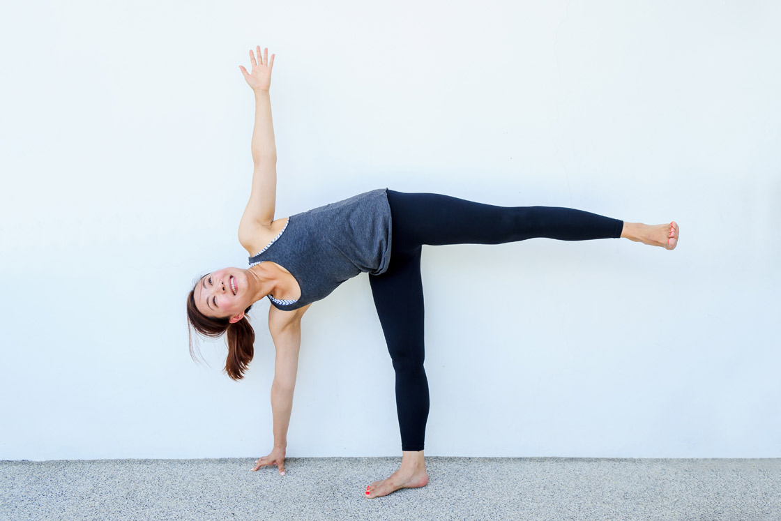 Half Moon Pose Meaning
