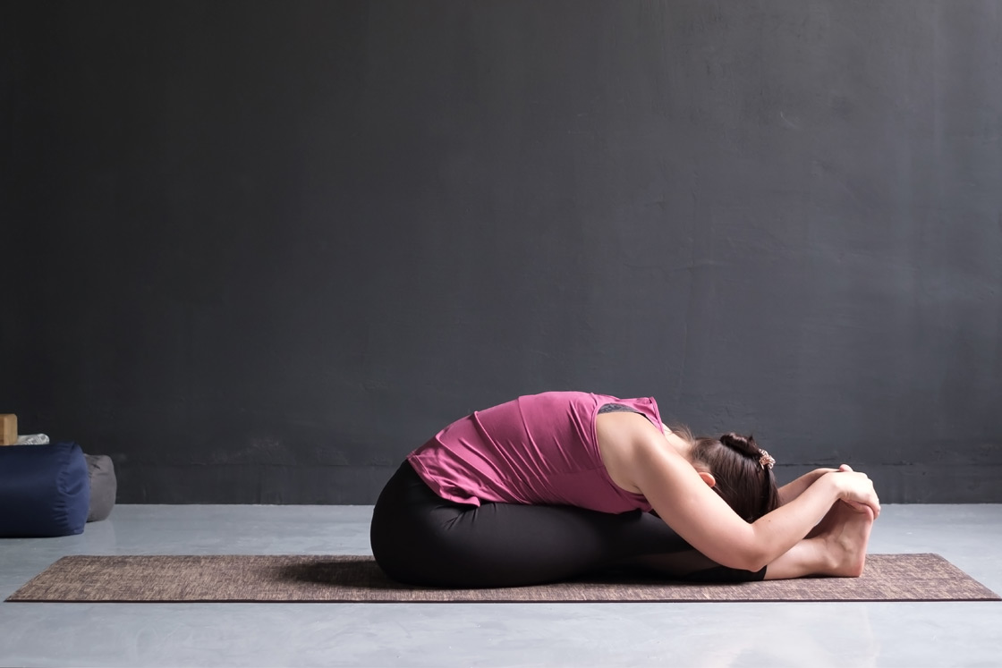 Paschimottanasana Is Contraindicated In Case Of