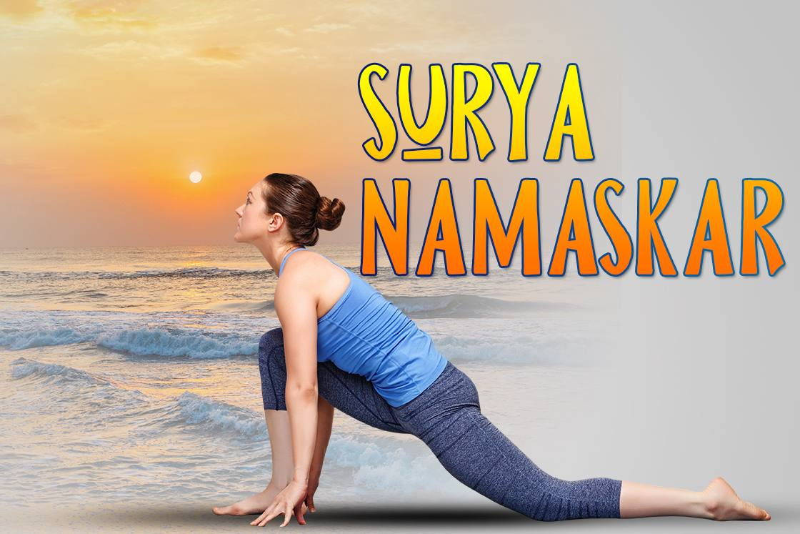 Surya Namaskar: Step-by-Step Guide to 12 Poses of Sun Salutation